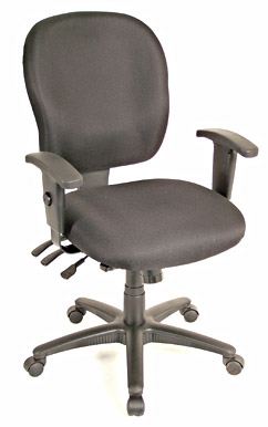 Racer Fm4087 Fabricoffice Chair