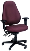 Slider 1701 Fabric Office Chair