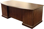 Concord Wood Desk by Faustinos