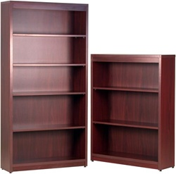 Faustinos Quality Laminate Bookcases