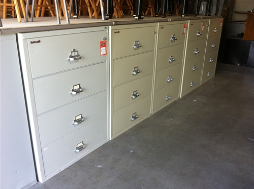 Fire Files And Fireproof File Cabinets