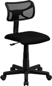 Mid-Back Black Mesh Task Chair by Flash Furniture