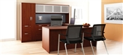 Gitana Office Furniture Desks by Friant