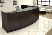 Willow Series Reception Desks