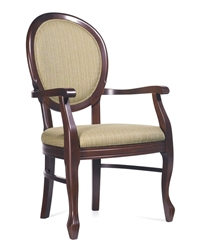 Birmingham GC4163 Wood Armchair by Global