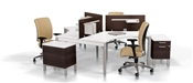 Global Bridges Desk & Modular Office Furniture