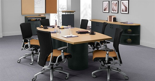 Global Correlation Conference Tables Boardroom Furniture - Global conference table