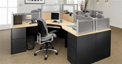 Global Divide Office Desks