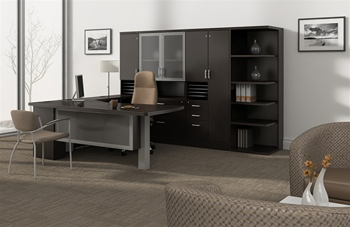 Zira Executive Desks By Global