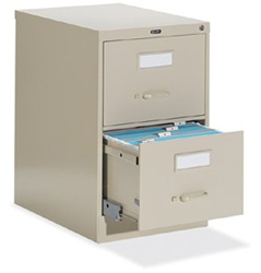Global 2 Drawer Vertical File (legal)