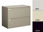 "Global 2 Drawer Lateral File (36"" wide)"