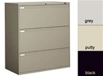 "Global 3 Drawer Lateral File (36"" wide)"