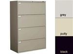 "Global 4 Drawer Lateral File (36"" wide)"