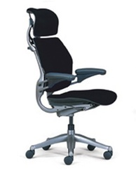 Humanscale Freedom Ergonomic Executive Office Chairs