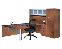 Cherryman Jade Executive Desk Set
