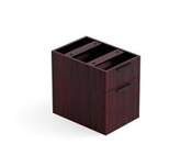 Offices To Go Hanging Box/File Pedestal with Lock