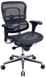 Eurotech ME8ERGLO Ergohuman Mesh Executive Office Chairs