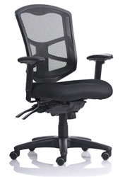 Capri Value Mesh High-Back Intensive Task Chair MH2433M