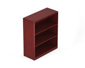 Offices To Go Margate 3 Shelf Bookcase Two Adjustable Shelves