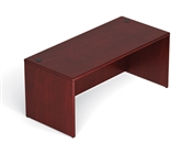 Offices To Go Margate Rectangular Desk Shell
