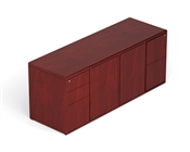 Offices To Go Margate Storage Cabinet with Locking Pedestals