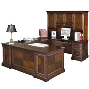 Mount View Executive U Desk