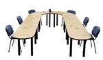 Training Table Sample Configuration 2