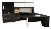 "Maverick Series Executive ""U"" Desk"