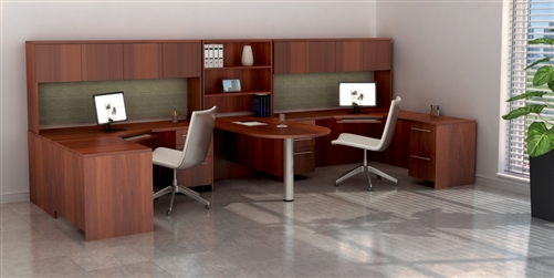 Maverick Desk Collection At Office Furniture Outlet In San Diego