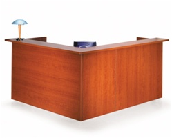 Sunset series Reception Desk by Maverick