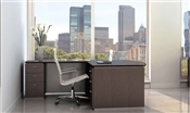Sierra SR5 Executive Desk by Maverick
