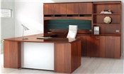Sierra SR9 Executive Desk Set with Hutch