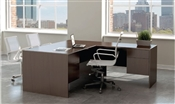 Tahoe TH3 Executive L Desk by Maverick