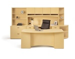 Maverick VSDF4272 Vista Series Executive Desk
