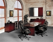 Corsica Series 10' Conference Meeting Table