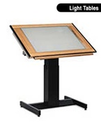 Lighted Drafting Tables