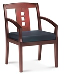 VSC Series Wood Guest Chairs