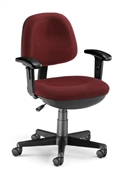 OFM Lite Use Computer Task Chair with Arms