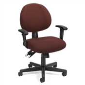 OFM 24 Hour Computer Task Chair with Arms