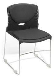 OFM High Capacity Fabric Seat & Back Stacker