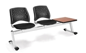 OFM Stars 3-Beam Seating with 2 Seats/1 Table