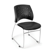 OFM Stars Stack Vinyl Chair