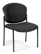 OFM Armless Stack Chair