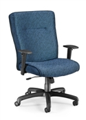 OFM Executive Chair with Adjustable Arms