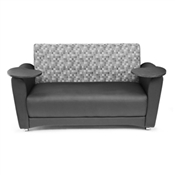 OFM Interplay Series Double Seat Tablet Sofa