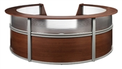 OFM Marque Curved Reception Stations