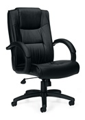 Global Leather Executive Chair