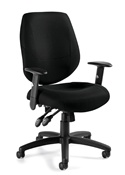 Global Adjustable Ergonomic Chair