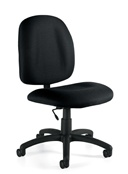 Global Armless Task Chair