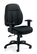 Global Tilter Chair with Arms